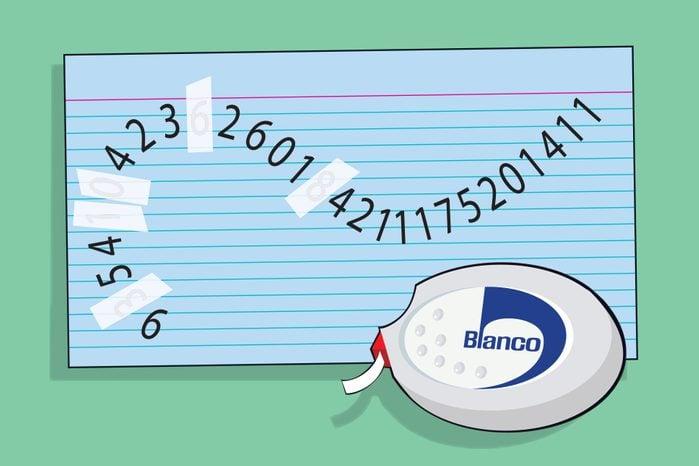 Brain teaser #10: Corrections