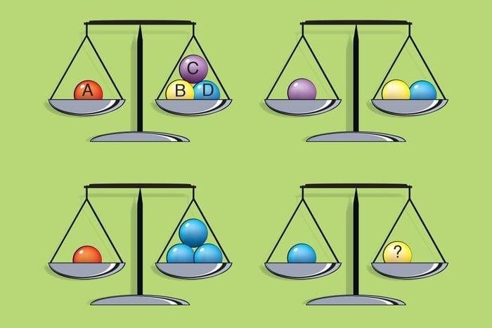 Brain teaser #12: In balance