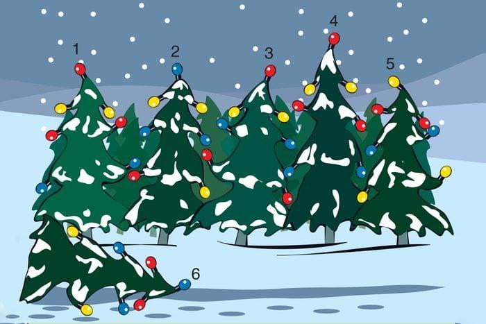 Brain teaser #21: Christmas lights