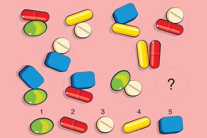 Brain teaser #4: Medication