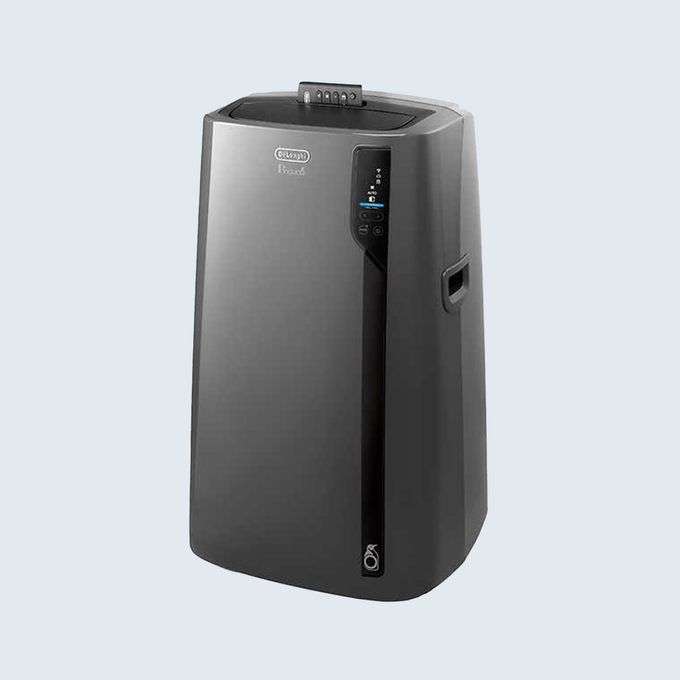De'longhi Pinguino Smart Portable Air Conditioner With Heat And Eco Real Feel