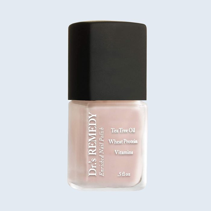 Dr.'s Remedy Enriched Nail Polish in Perfect Petal Pink
