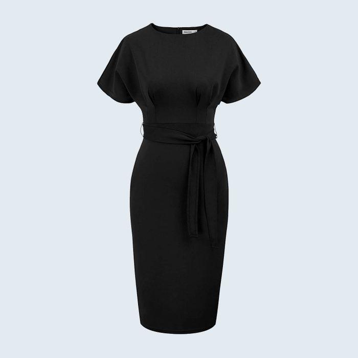 sheath dress from amazon