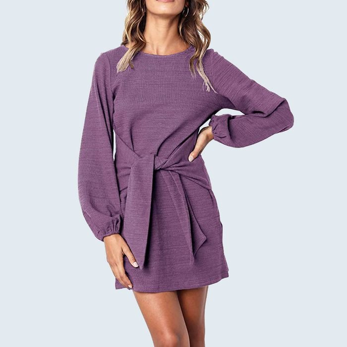 sweater dress for back to work