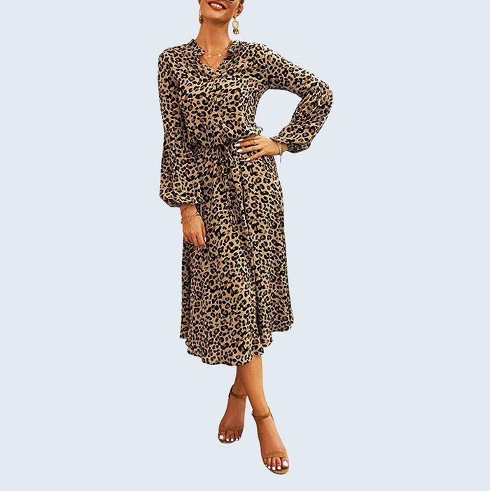 amazon long sleeved dress