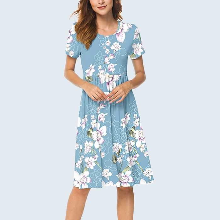 comfortable dress from amazon for back to work