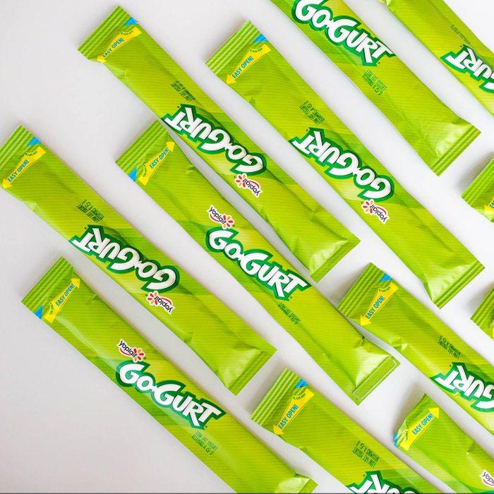 Go-Gurt packs