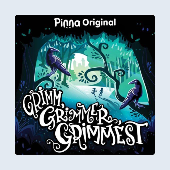 Grimm, Grimmer, Grimmest podcast