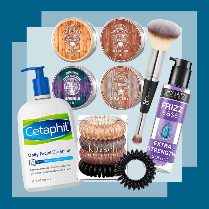Grooming And Make Up Sales product collage