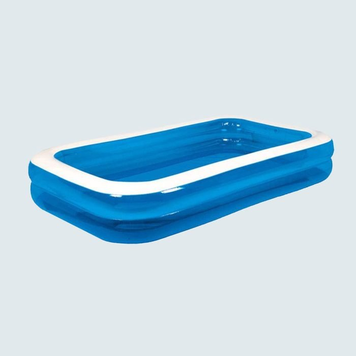 GETNOIVAS Inflatable Pool in One Button Inflation