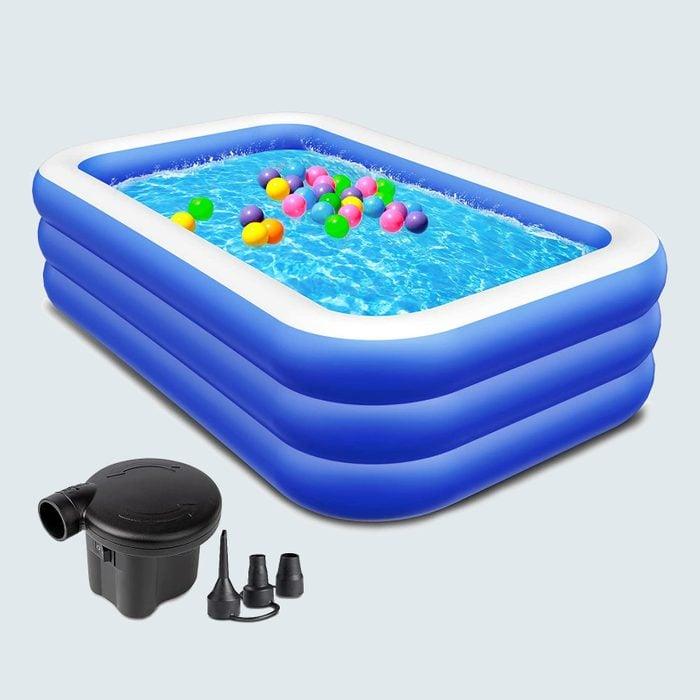 ZATK Inflatable Pool