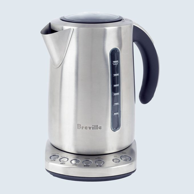 Breville Variable Temperature Electric Kettle