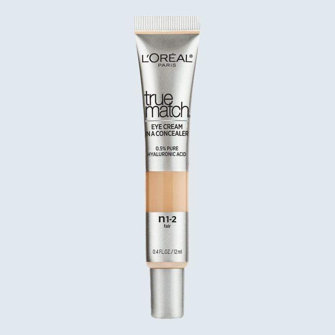 L'oréal Paris True Match Eye Cream In A Concealer