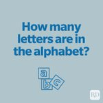 How Many Letters in the Alphabet: Try to Solve the Viral Riddle