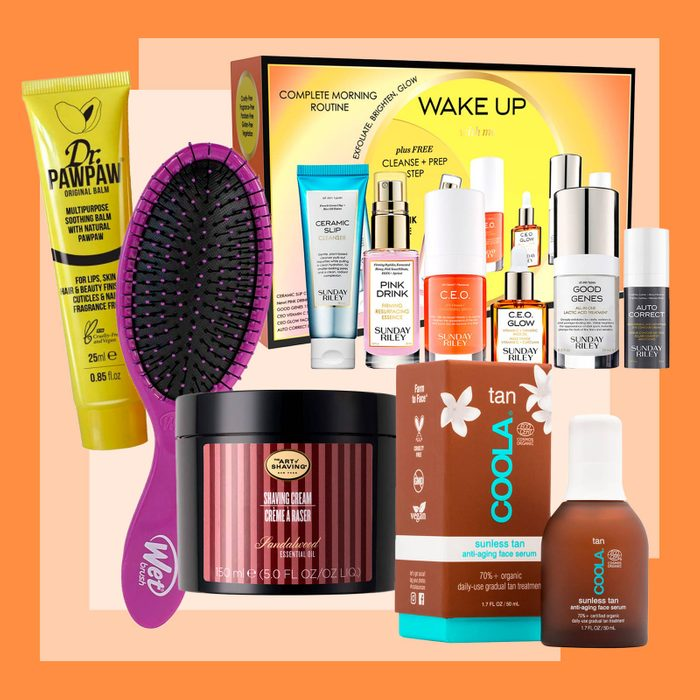 Make Up And Beauty Sales products collage