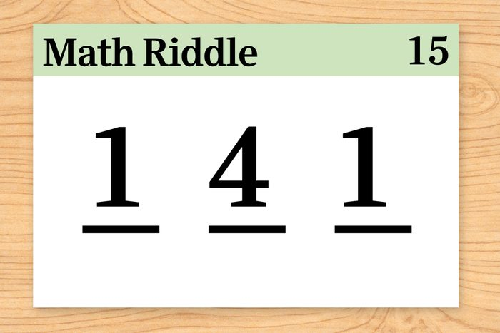 solution: 141