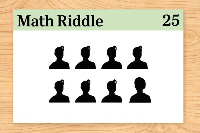 8 children silhouettes