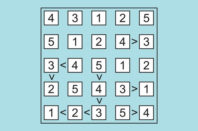 Math puzzle answer