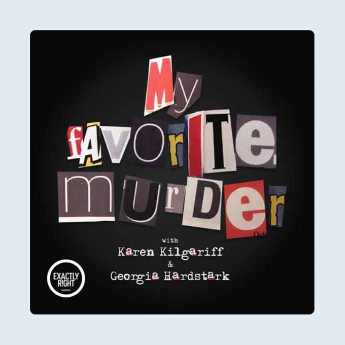 My Favorite Dark Murder Podcast