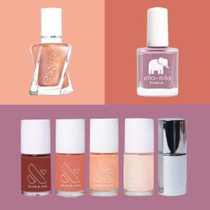Nail Polish Colorblock Ft