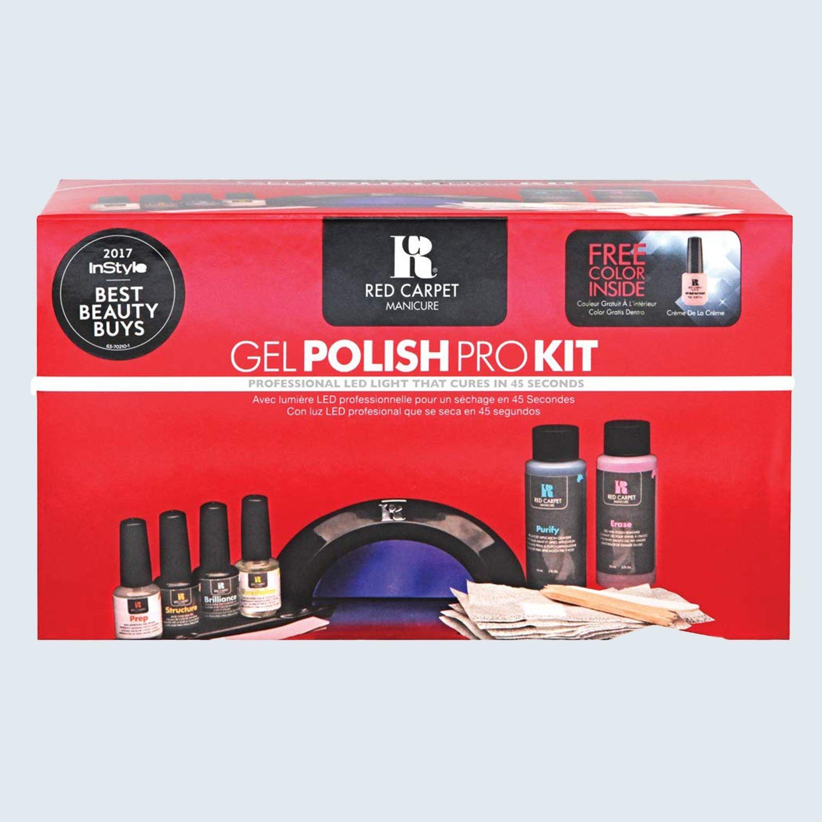 Red Carpet Gel Polish Pro Kit