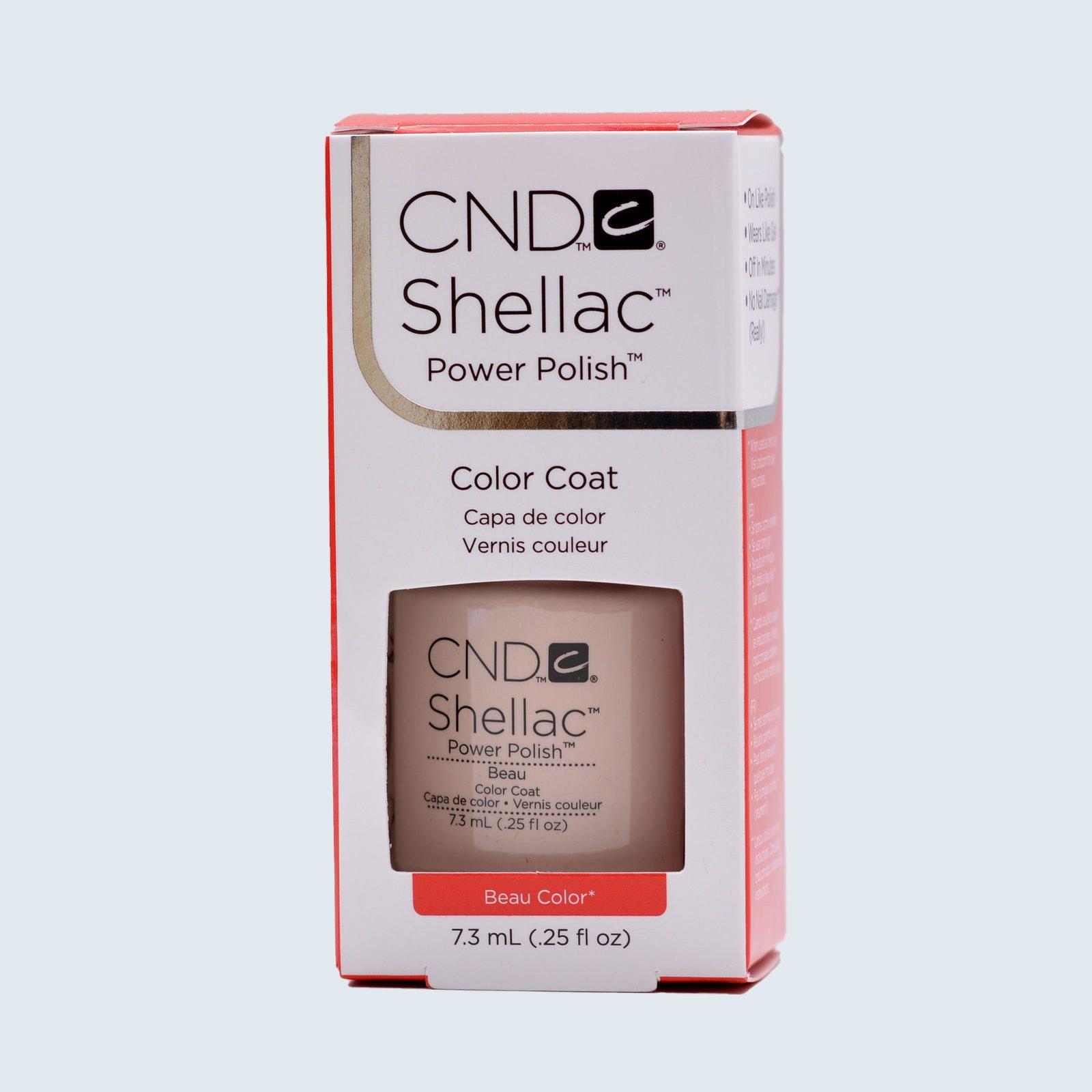 CND Shellac Gel Polish