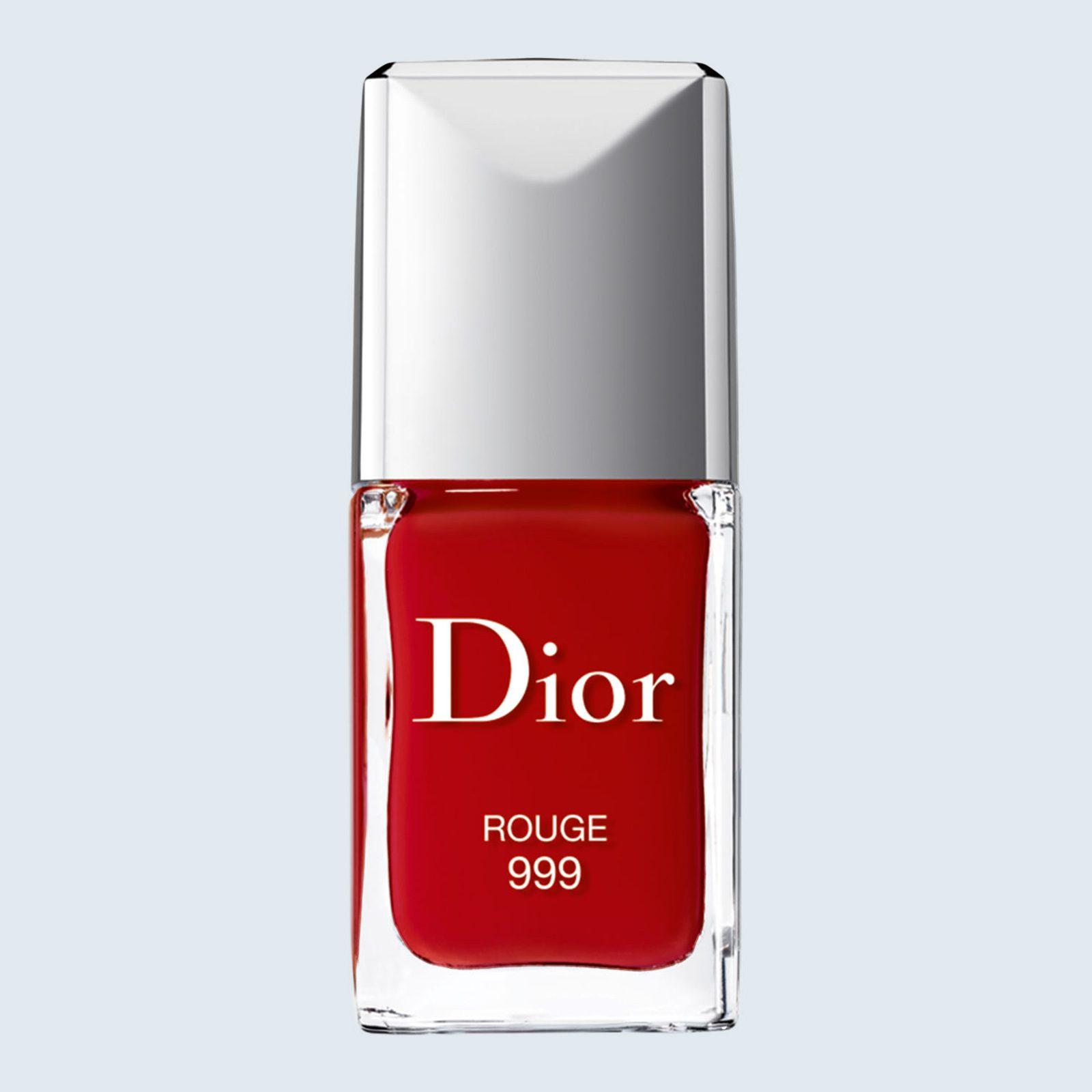 Dior Vernis Gel Shine Long-Wear Nail Lacquer