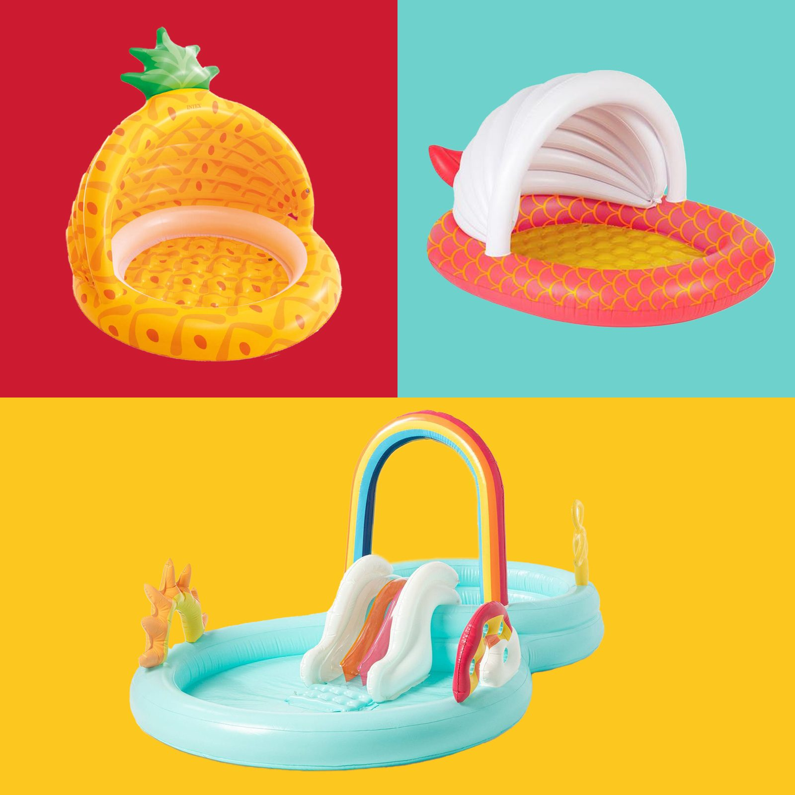 14 Kiddie Pools to Keep Children, Dogs, and Adults Cool This Summer