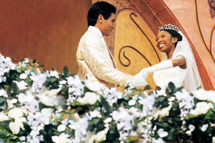 Scene from Rodgers & Hammerstein's Cinderella