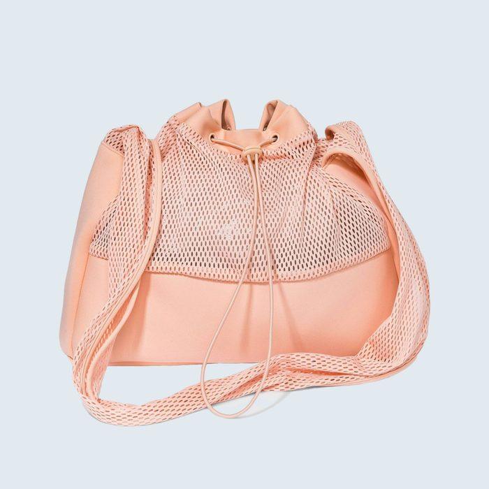 Shade & Shore Mesh Sling Handbag