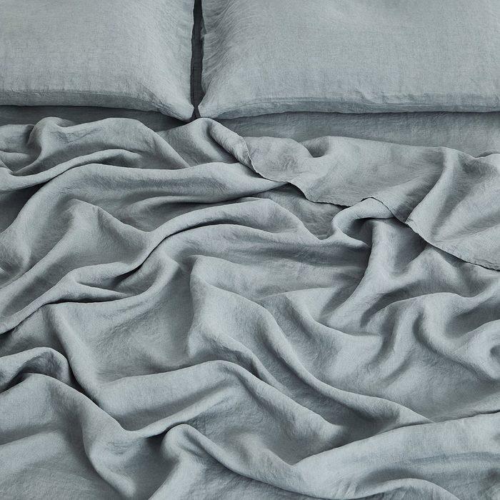 Bed Threads Mineral 100% Flax Linen Bedding Set
