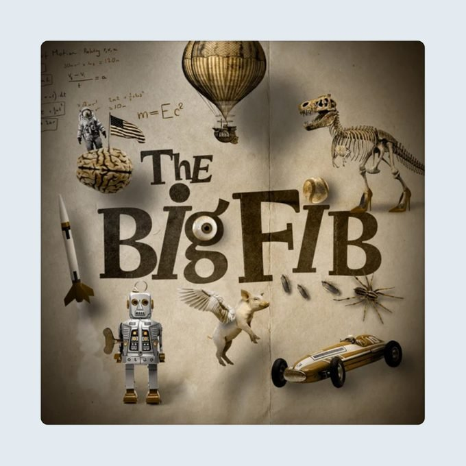 The Big Fib Podcast