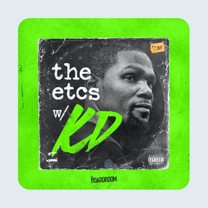 The Etcs with KD Podcast