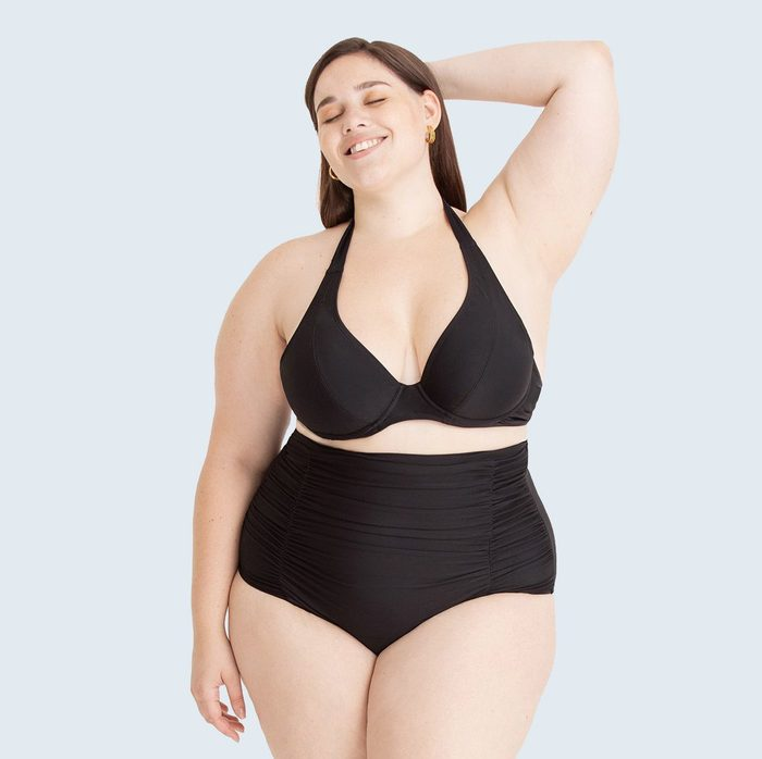 Empetua High-Waisted Control Bikini Bottom