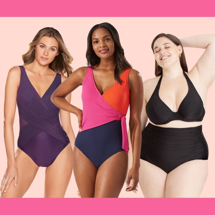 tummy controlling swim suits for the summer