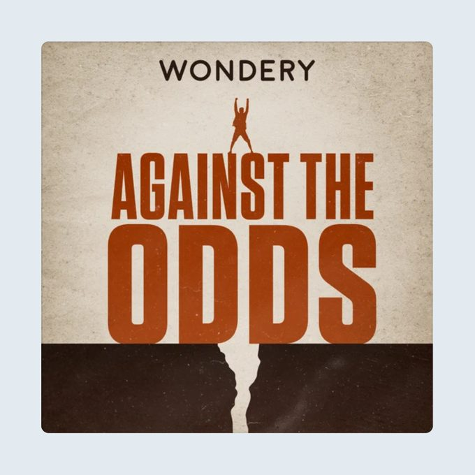 Wondery Against All Odds Podcast