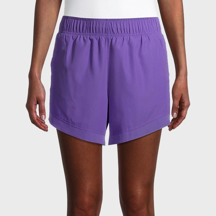 Athletic Works Womens Active Running Shorts