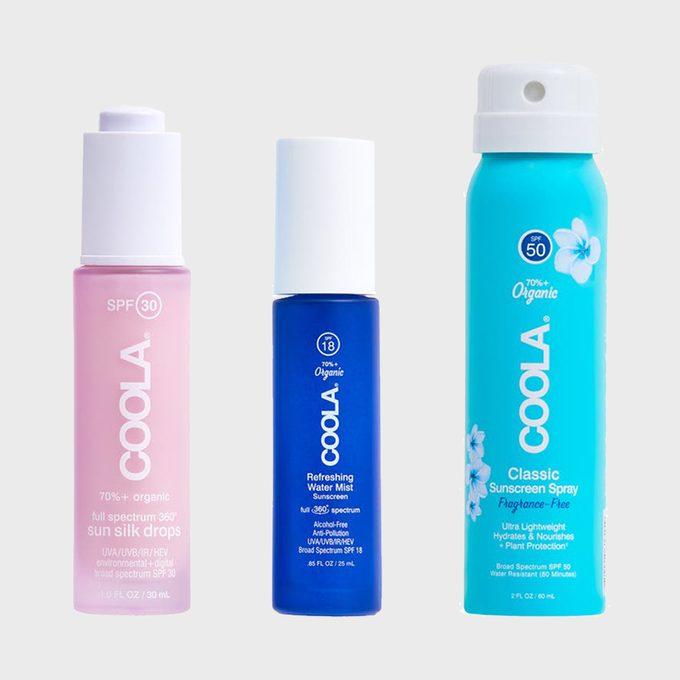 Coola Full Spectrum 360 Sunscreen Set