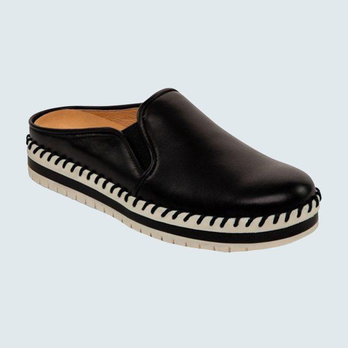 Five Tribe Gentle Backless Loafer Flatform