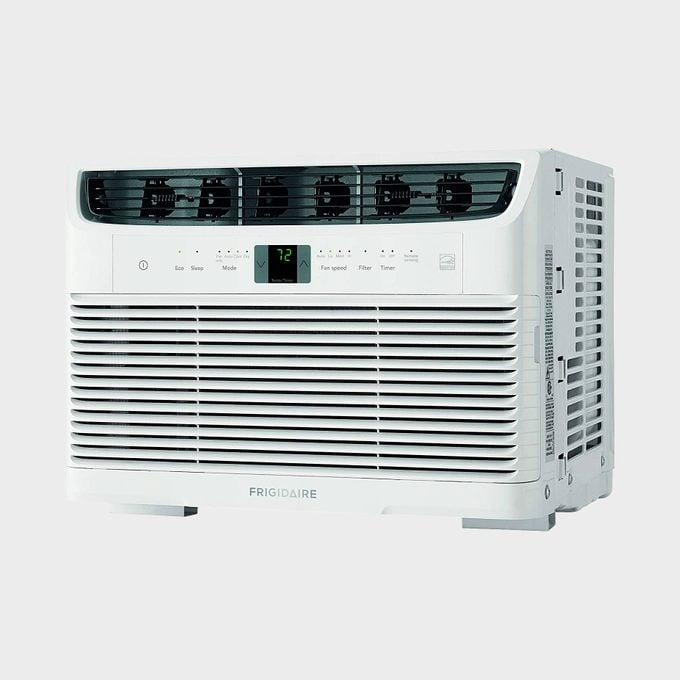 Frigidaire White Energy Star 5000 Btu 115v Window Mounted Mini Compact Air Conditioner