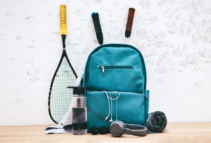 squash sports gear