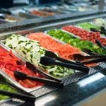 What Hotel Buffets Look Like Now, Post-Pandemic