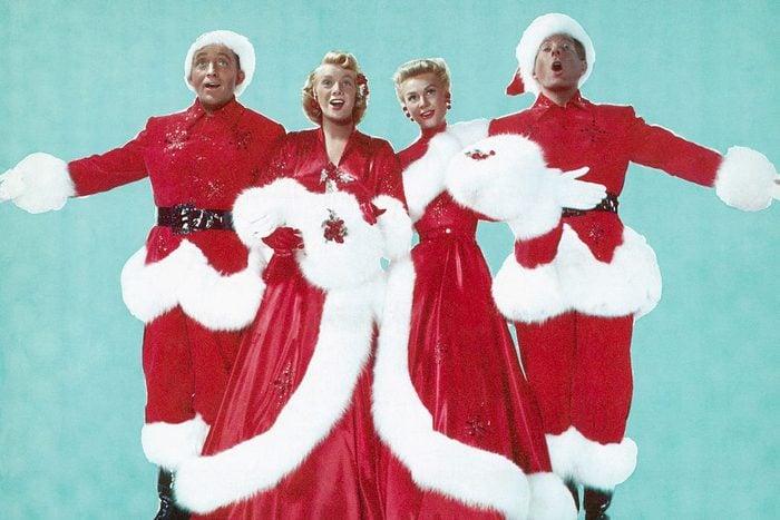 Cast of White Christmas