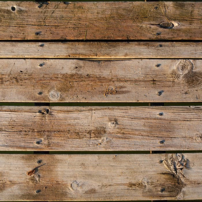 Wooden Dock Planks Background
