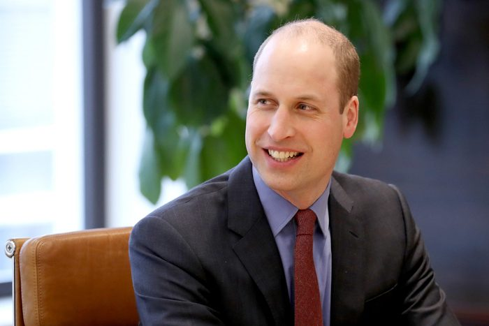 Prince William Duke of Cambridge portrait