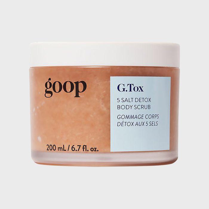 Goop G.tox 5 Salt Detox Body Scrub