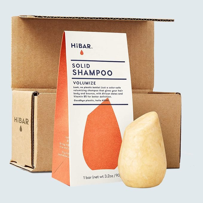 Hibar Volumize Shampoo Bar