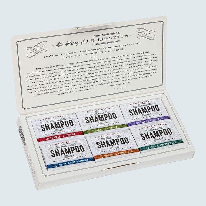 J.r. Liggett Old Fashioned Bar Shampoo Variety Pack