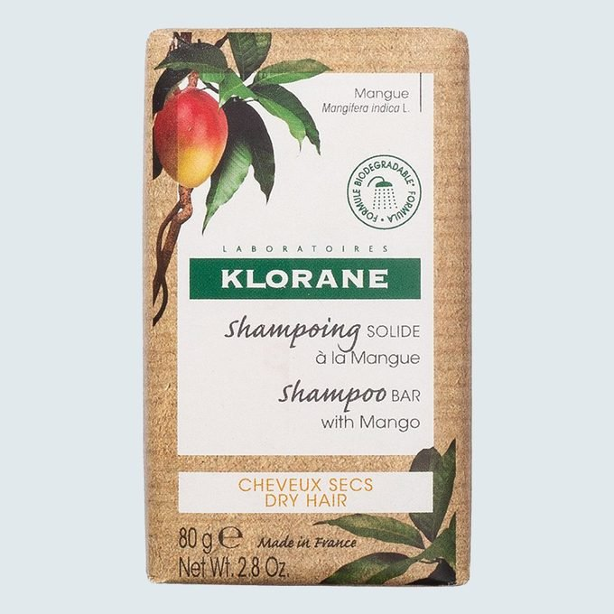 Klorane Shampoo Bar With Mango