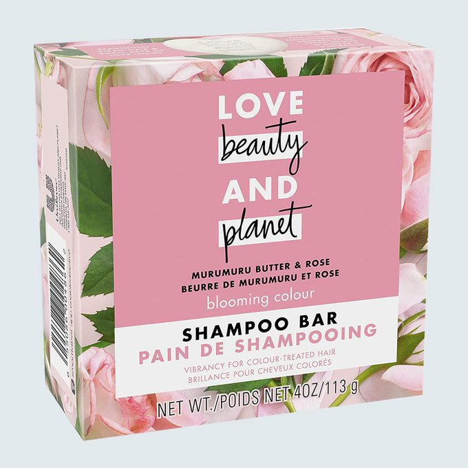 Love Beauty And Planet Murumuru Shampoo Bar